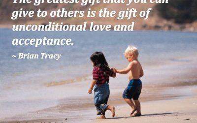 Unconditional Love – Essential For Self Esteem