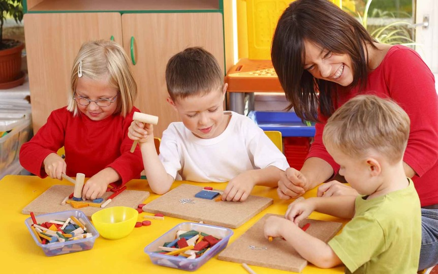 Alpha Child Care, a Conducive Preschool for Learning