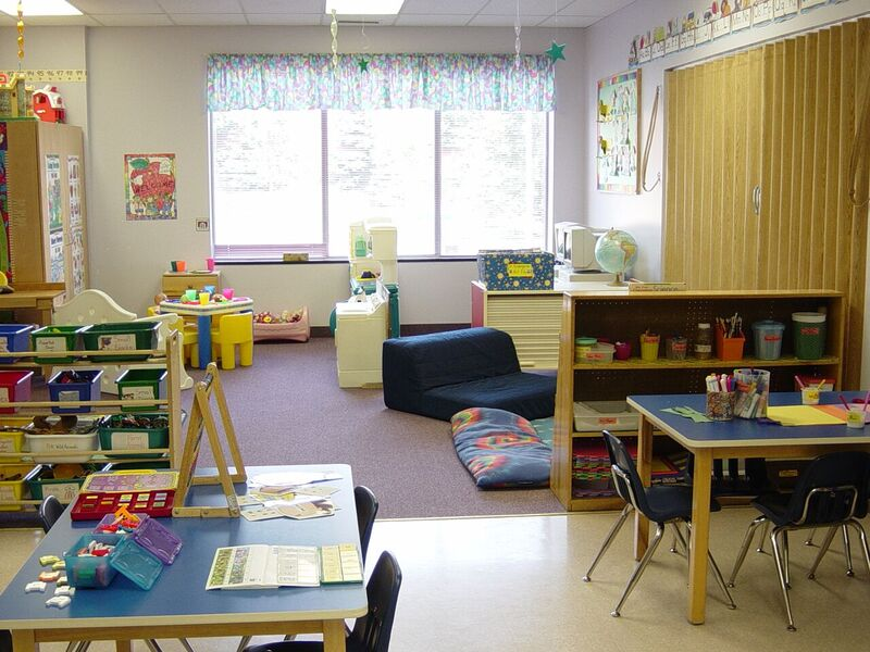 Alpha Child Care - Peter Robertson Location, Brampton - Activity Room